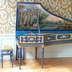 Version Louis XVI with painting - Price (VAT not included) 19.800 €